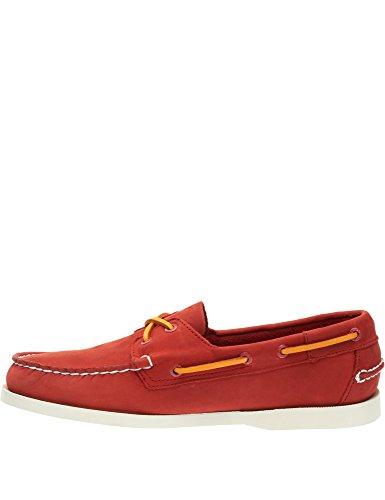 Sebago B720337 hommes Derbies red