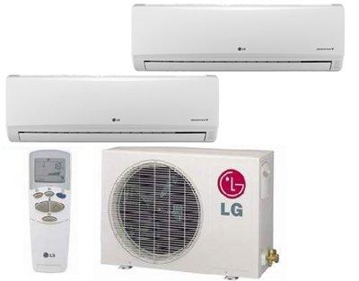 Klimaanlage LG Dual Split Inverter Standard 9000+ 12000mit MU2M15