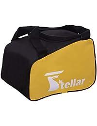 Flystellar Inline Skate Bag Travel Duffel Bag Picnic Bag For Kids/Women/Men Medium (Yellow & Black)