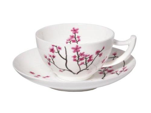 TeaLogic Cherry Blossom Tee Tasse 180ml Cherry Blossom Teller