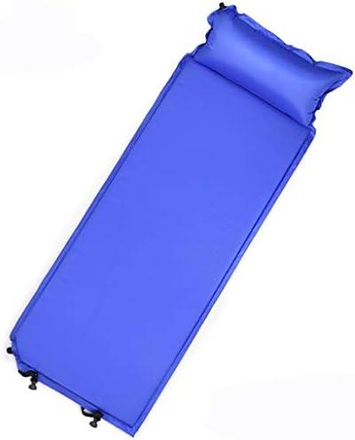 WANG LIQING Cuscino Cuscino Cuscino per Dormire con Cuscino Ultralight Tenda da Campeggio Stuoia Sacco a Pelo Cuscino Anti-umidità Salvagente Automatico Cuscino d'Aria Singolo Camouflage (Coloreee   Blu) B07P4DDMJX Parent | Nuovo 2019  | Prima classe nella sua cl 0c07ca