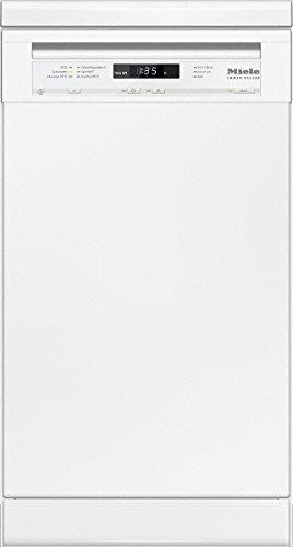 Miele G4722 SC Geschirrspüler Freistehend/A++ / 197 kWh/Jahr / 2940 L/Jahr/brilliantweiß/Besteckschublade