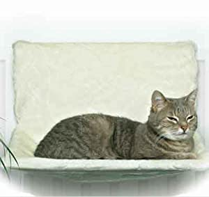 Radiator Hammock Cats Bed White from Trixie