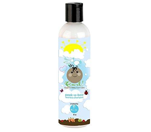 Peek-a-Boo Shampoo