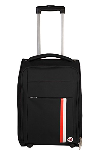 3G 20 inch/55 cm Cabin size suitcase luggage bag (Black)