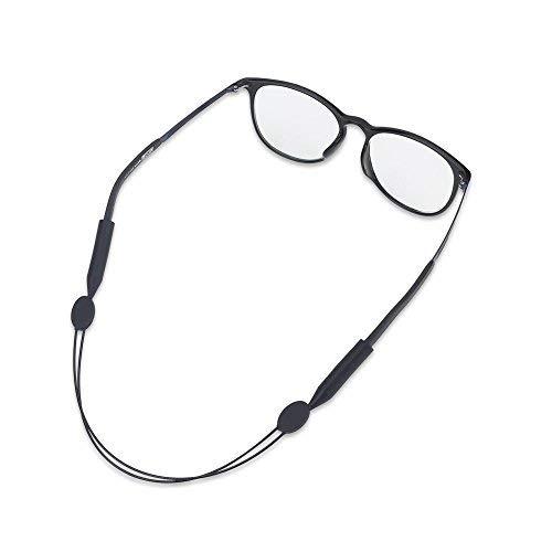 VGEBY Verstellbar Eyewear Retainer, Rutschfest Brillen Halter Hals Bindekordeln für Brille und Sonnenbrille
