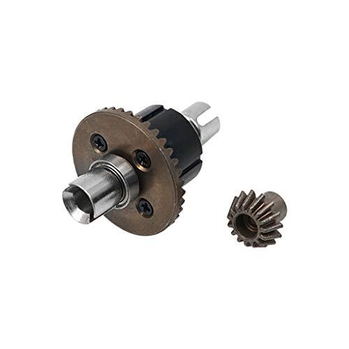 Bescita6 Aktualisierung Metall Differential Ausrüstung Für WLTOYS A959-B / A969-B A979-B K929-B 1:18 Auto Ferngesteuertes Zubehör Spielzeug Modell