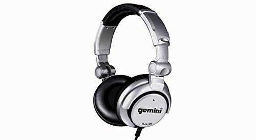 Gemini Djx-05 Over-Ear Professional Dj (Gemini Djx 05 Professionale Cuffie)