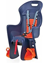 Polisport Kindersitz Boodie Befestigung am Gepäckträger