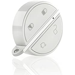 Somfy 2401489 - Keyfob | Badge de désactivation mains libres Somfy Protect | Compatible Somfy ONE (+) et Somfy Home Alarm