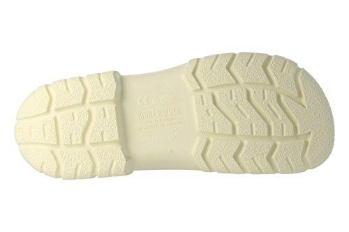 Birkenstock Classic A 640 Unisex-Erwachsene Clogs Weiß