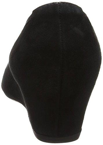 Gabor Shoes Fashion, Scarpe Basse Donna Nero (schwarz 17)