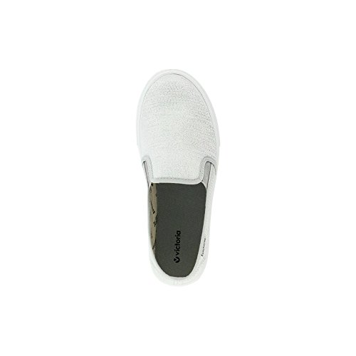Victoria, Sneaker bambine Argento (Argento)