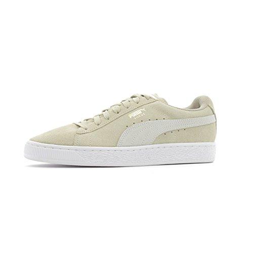 Puma Damen Suede Classic Sneaker Beige (SAFARI-White)