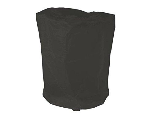Schutzhülle Grill 70 x 90 cm Abdeckung (Schwarz rund)