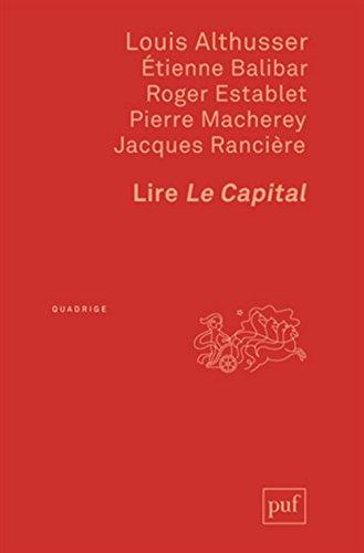 Lire le Capital