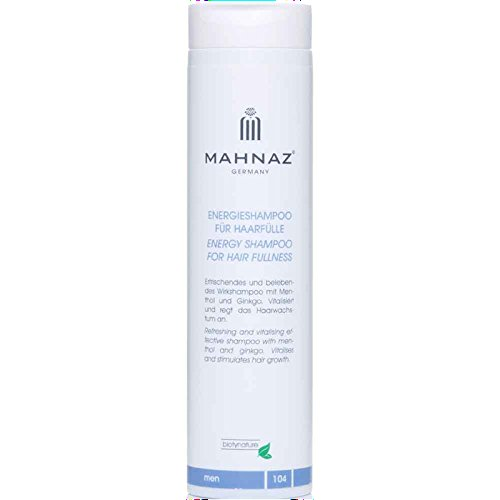 For Man : Nature Energy Shampooing 600