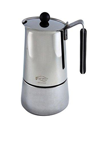 Acero-inoxidable-Cafetera-Cafetera-expreso-de-mbolo-Moca-de-elctrica-espressozubereiter-10-tazas-Jarra-de-caf-altura-215-cm-jarra-con-tapa-Caf-expreso-cafetera-de-mbolo