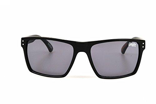 Superdry UV Protected Wayfarer Men's Sunglasses - (SDS-KOBE-104 57 Strong Black lens) Image 2