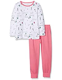 NAME IT Nmfnightset Bubblegum Noos, Pijama para Bebés
