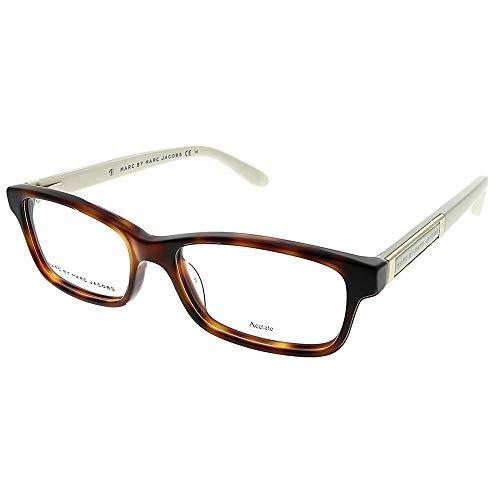 MARC BY MARC JACOBS Monture lunettes de vue MMJ 578 0C4D Havane Crème 51MM b63703cff9bf