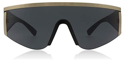 Ray-Ban Unisex-Erwachsene 100087 Sonnenbrille, Gold, 45