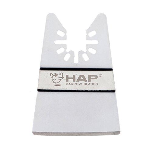 harpow raschietto rigido, Strumento Power Oscillante strumento di lame, Lame multiuso, lame per sega, per Fein Bosch Craftsman Rockwell Einhell Westfalia Ferm Pro-Line Matrix Strumenti