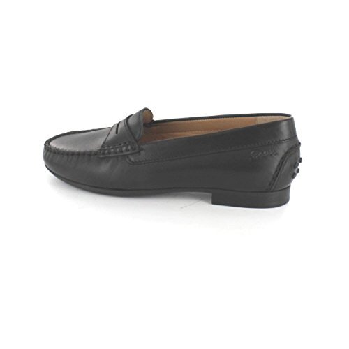 Sioux Loana-151 59280 Damen Slipper Schwarz
