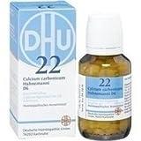 DHU Schüßler-Salz Nr. 22 Calcium carbonicum Hahnemanni D6, 200 St. Tabletten