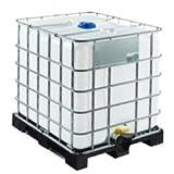 Einside Serbatoio acqua 1000 litri, Cisterna acqua rigenerata