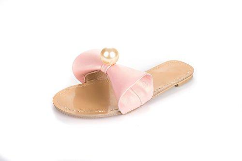 donna piatti sandali scarpe Calzature 12 casual Signore sandali donna dolce YFF estive BFn5awxH