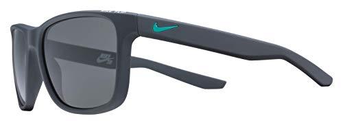 Nike Herren FLIP EV0990 061 53 Sonnenbrille, Grau (Mtt nthrct W/Gry L)