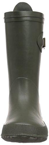 Bisgaard 92004999, Bottes de Pluie mixte enfant Vert (30 Green)