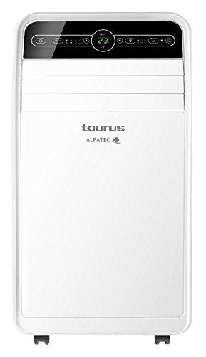 Taurus AC260KT 901.493 AC 260 KT-Aire Acondicionado portátil (1000 W, Control Remoto, Filtro Anti Polvo)