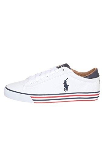 POLO Ralph Lauren - Sneakers - Herren - Sneakers Harvey Stripe Sohle weiß für herren - 42