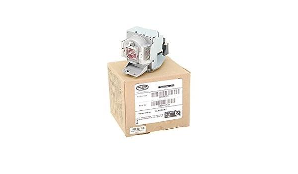 Beamerlampe f/ür BENQ TH681 Markenlampe mit PRO-G6s Geh/äuse Projektoren Alda PQ Original
