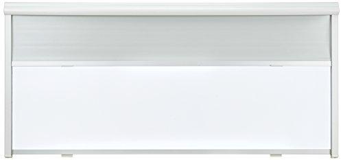 Preisvergleich Produktbild Remis Rollo Remiflair I 170 x 80 cm grau