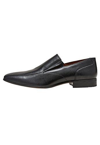 next Homme Chaussures sans Lacets Noir