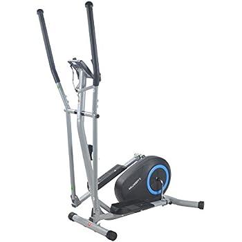 CADENCE Unisex - Bicicleta elíptica WELLNESSFIT E, negro y azul ...