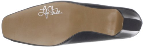 Life Stride Jade Large Synthétique Talons Black smooth