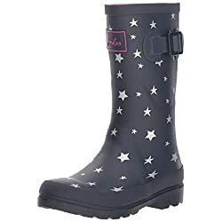 joules girl's girlswelly wellington boots - 31W 2BjRQNjzL - Joules Girl's Girlswelly Wellington Boots