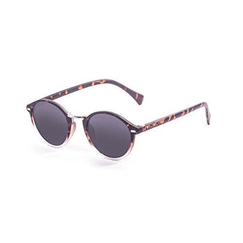 Paloalto Sunglasses Maryland Sonnenbrille Unisex Erwachsene, Demy Brown/White