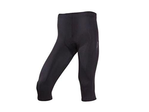 crivitr-sports-pantalon-velo-avec-siege-rembourre-reflechissant-lycrar-sport-noir-schwarz-3-4-lang-m