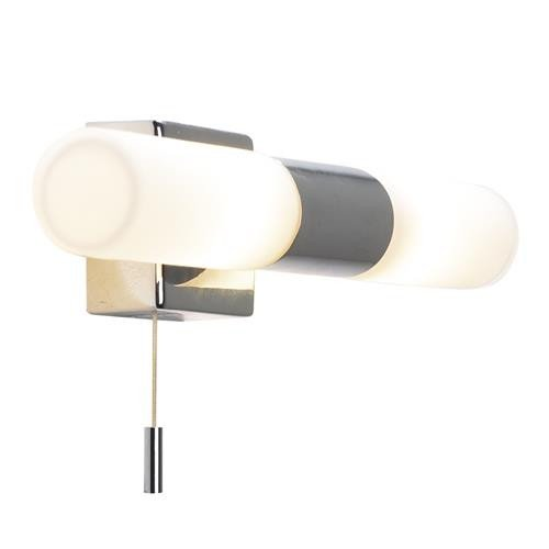 dar-bue0950-bueno-polished-chrome-2-lamp-wall-light-with-frosted-glass-ip44