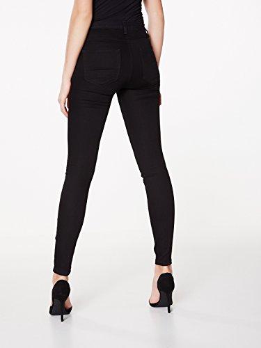 VERO MODA - VMWONDER NEW NW SKINNY JEGGING B NOOS, Jeans skinny da donna Black