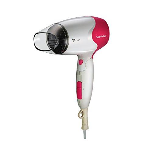 SYSKA HD3600 1500W Hair Dryer (White Pink)