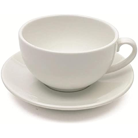 Maxwell & Williams Porcelana Cappuccino Copa y platillo