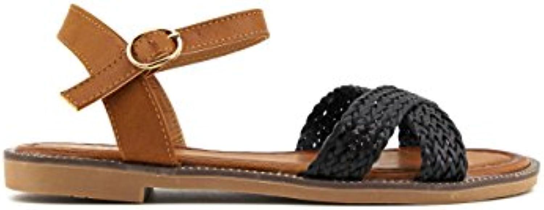 monsieur madame / madame monsieur modelisa  's string sandales résistant à l'usure pour aller à la boutique la boutique en ligne c3c85f