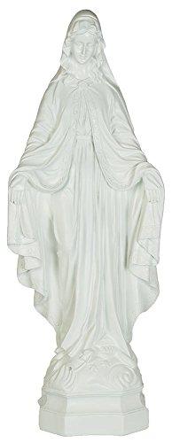Dekofigur Jungfrau Maria Heiligenfigur Madonna Gartendeko Mutter Gottes
