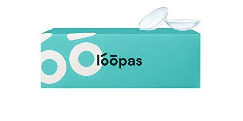 Loopas - Tageslinsen - 30er Packung (BC 8.7 / DIA 14.2 / Von -0.50 bis -6.00 Dioptrien)
